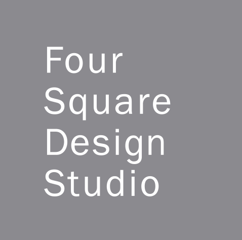 Four Square Design Logo